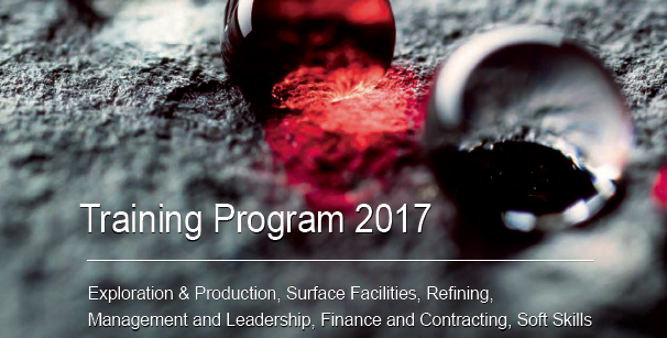 Available Now: Training Program 2017