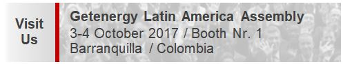 See You in Colombia! HOT @ Getenergy Latin America