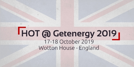 HOT @ Getenergy 2019
