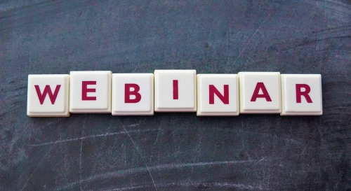 Start the Year with F R E E Webinars!